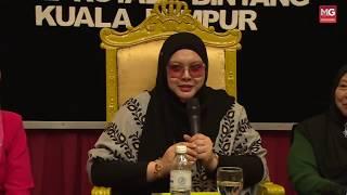 Wajah Terbaru Permaisuri Siti Aishah Sempena Projek Wakaf Telekung