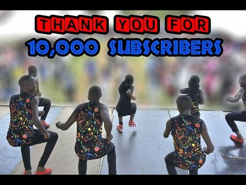 Triplets Ghetto Kids - 10,000 Subscribers thumbnail