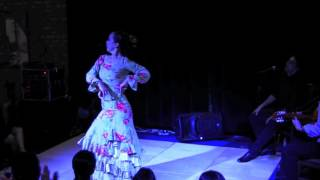 "Sachiko ""La Chayí"" Solo Flamenco Dance Performance ""A Mi Manera"""