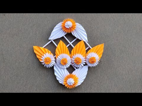 DIY Wall and Door Hanging Idea || Diy Easy Wall Hanging Ideas || Wall Hanging Craft Ideas with Paper