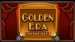 Golden Era Slot Machine Game