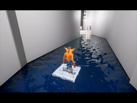 Crash bandicoot on unreal engine 4 wip youtube crash bandicoot on unreal engine 4 wip malvernweather Gallery