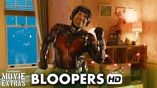 Ant-Man (2015) Blu-ray/DVD Bloopers & Gag Reels #1