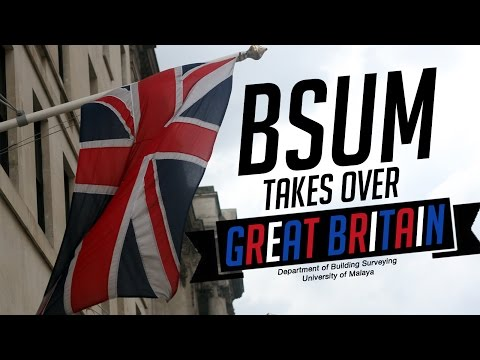 BSUM Takes Over Great Britain