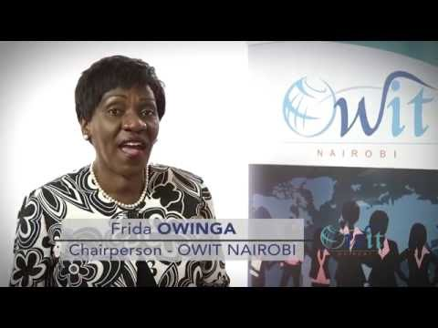 My OWIT Chapter, My Partner in Trade - OWIT Nairobi Chapter 2016
