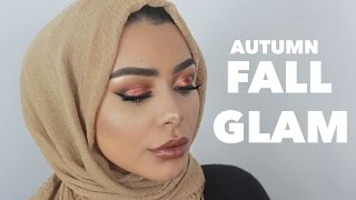 Autumn/Fall Inspired Glam