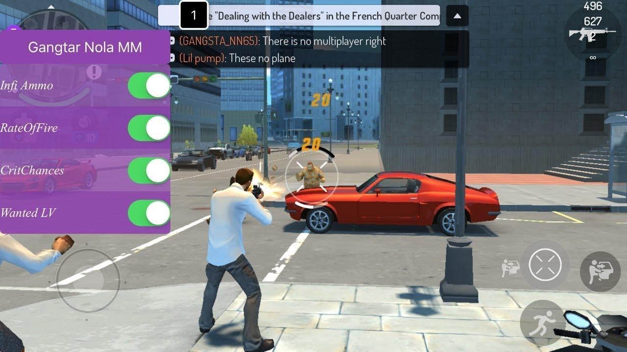 Download gangstar west coast hustle hd android apk data apkmodif.