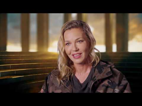 Wonder Woman:  with Connie Nielsen