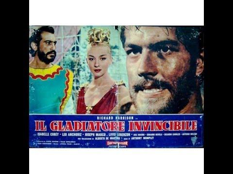 Invincible Gladiator - Spanish / Italian historical film