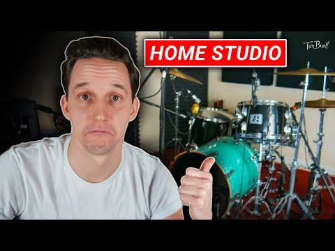 Record Drums FROM HOME (5 Things You Need)