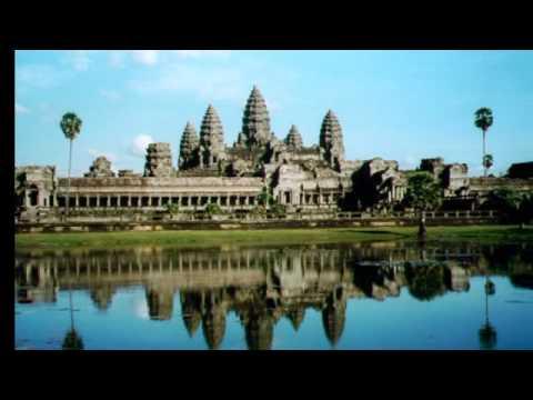 Du lịch Campuchia - Siem Riep - Phnom Penh | Cảnh đẹp Campuchia