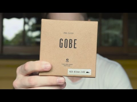 Gobe Variable ND Filter Review   Film Essentials