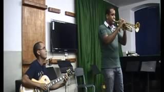 Trompete/Guitarra - 3º Encontro-Ensaio de Trompetistas em Recife - clipe 3