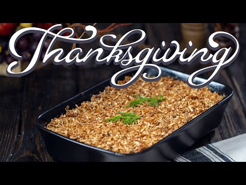 Thanksgiving Side Dishes - Mashed Potato Casserole