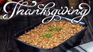 Thanksgiving Side Dishes - Mashed Potato Casserole
