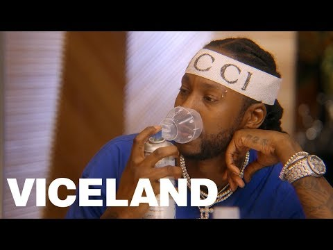 2 Chainz Samples $10,000 Air In A Can