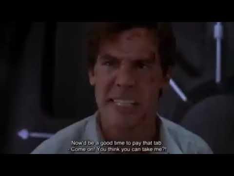 Hollow Man (2000) Scene: Matt Vs Sebastian