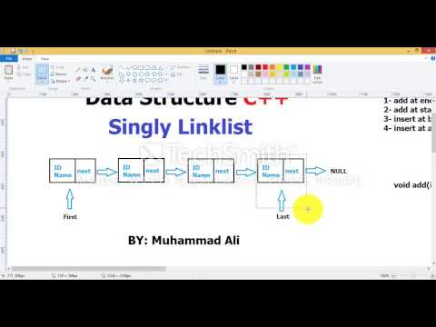 Introduction to Singly Link List Part 1