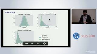 Should this Drug be Approved? A Bayesian's Answer with Stan | SciPy 2018 | Corvellec & Vamvourellis