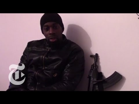 French Gunman Speaks | Paris Shooting Terror Attack at Charlie Hebdo News | The New York Times