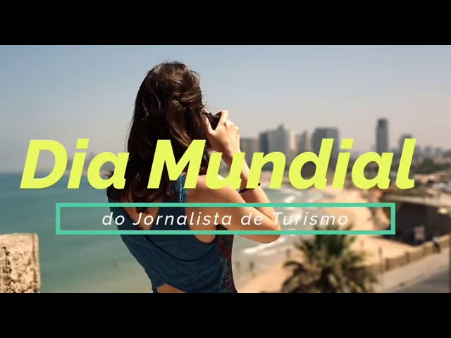 Participa del Día Mundial del Periodista Turístico y gana todos estos premios