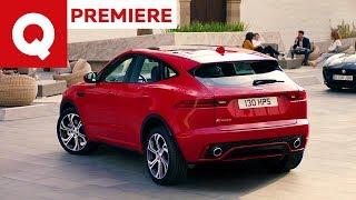 Jaguar E-Pace: prime impressioni di guida | Quattroruote