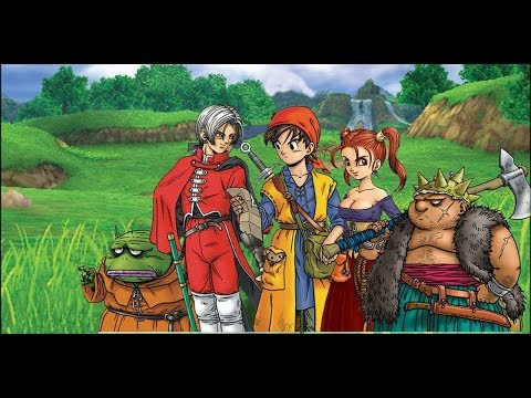 Fan Request - Dragon Quest VIII iOS Demonstration and Impressions