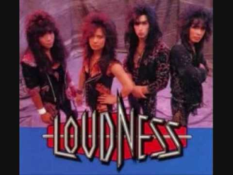 LOUDNESS - Losing you (Silent Sword - Japan Version)