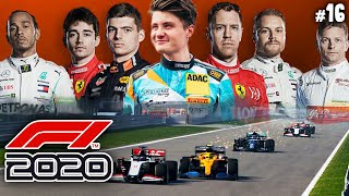 ALLES ODER NICHTS: HOHES RISIKO | F1 2020 #16 | Spa