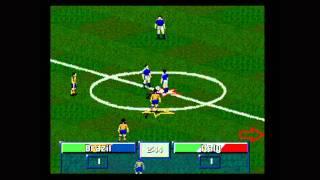 Classic Game Room - FIFA 96 for Sega Genesis review