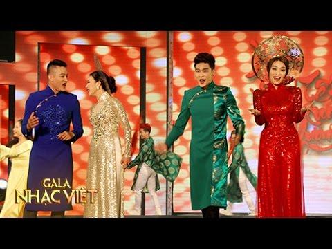 Chào Xuân - Tập thể nghệ sỹ [Xuân Đất Việt, Tết Quê Hương] (Official)