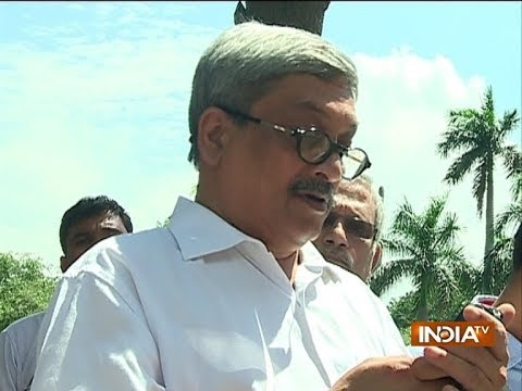 Two ministers dropped from Manohar Parrikar's cabinet in Goa