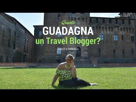 Quanto guadagna un Travel Blogger? | Non solo parole ma cifre esatte!