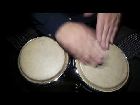Bongos FREEJAC – Roda de Samba par Fernanda Porto