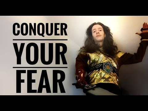 Overcoming Fear - Perfect Love Drives Out Fear!