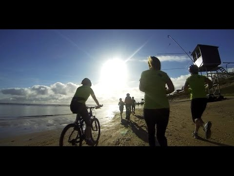 Run & Bike Saint Nazaire Raid Evasion 2015. Par CormarisTriathlon