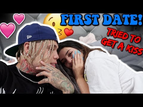 FIRST DATE WITH MY CRUSH !! (Tried To Get A KISS!) *Spent The Night*