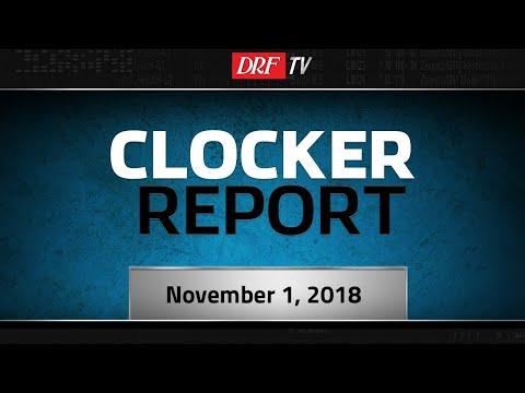Breeders' Cup Clocker Report - November 1, 2018