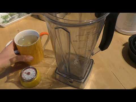 Anti Parasitenkur nach Alex Green / Ingwerwasser Ansatz Tip