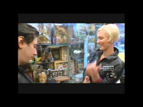 Kara Vedder on Oddities
