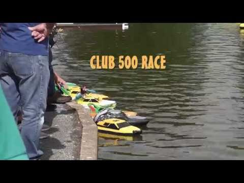 HERON MODEL BOAT CLUB OPEN DAY IN HERNE BAY KENT,