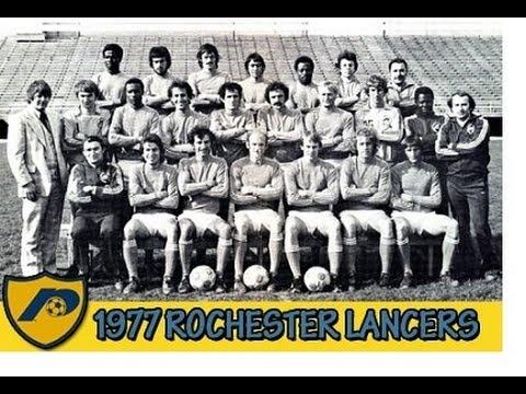 1977 NASL Soccer Playoff Match: Rochester Lancers vs NY Cosmos