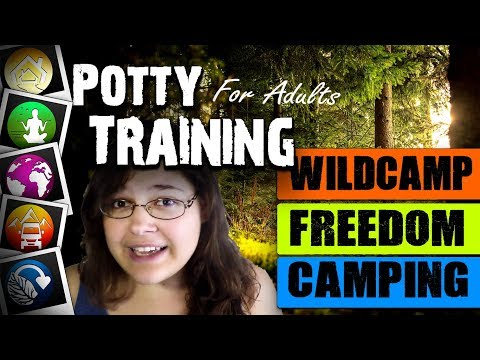 Wild (Freedom) Camping: A Guide to Pooping Outside