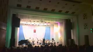 Оркестр имени Виктора Зеленского. Тирасполь 2014