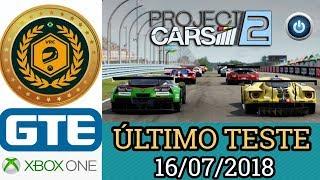 ÚLTIMO TESTE - 2º Campeonato VRC -2018 (GTE)