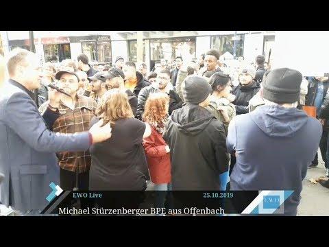 Mohammed machte aus dem christlichen Gott Jesus einen Propheten des Islams - BPE in Offenbach
