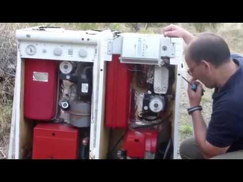 Reparar caldera gasoil comparativa gavina 20gti vs gavina for Instrucciones caldera roca