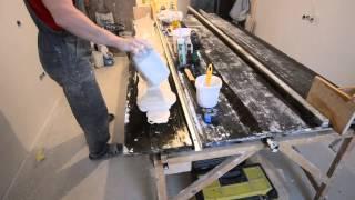 видео Криволинейные тяги и поверхности: часть первая