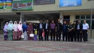 Lawatan Kerja Pegawai-Pegawai Kementerian Pendidikan Brunei - Pusat Pendidikan Hidayah Johor Bahru