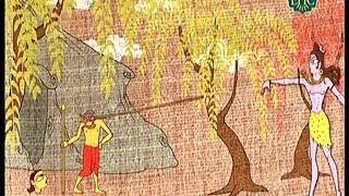 गणेश जी के हाथी का सिर कैसे लगा और कैसे हुआ जन्म जाने Animation Story on Ganesha